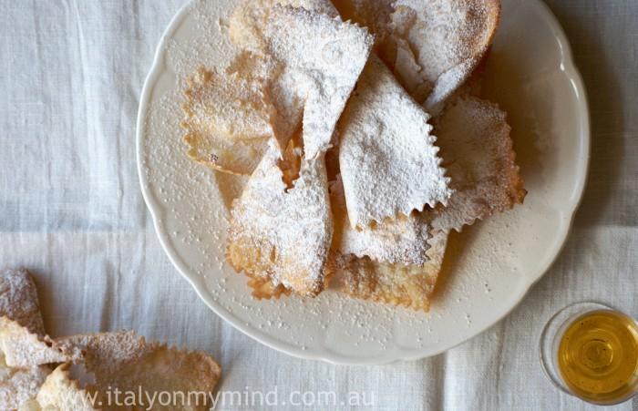 Crostoli Pastries Recipes — Dishmaps