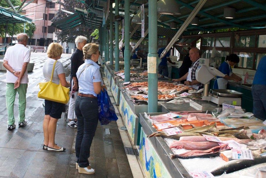 la pescheria