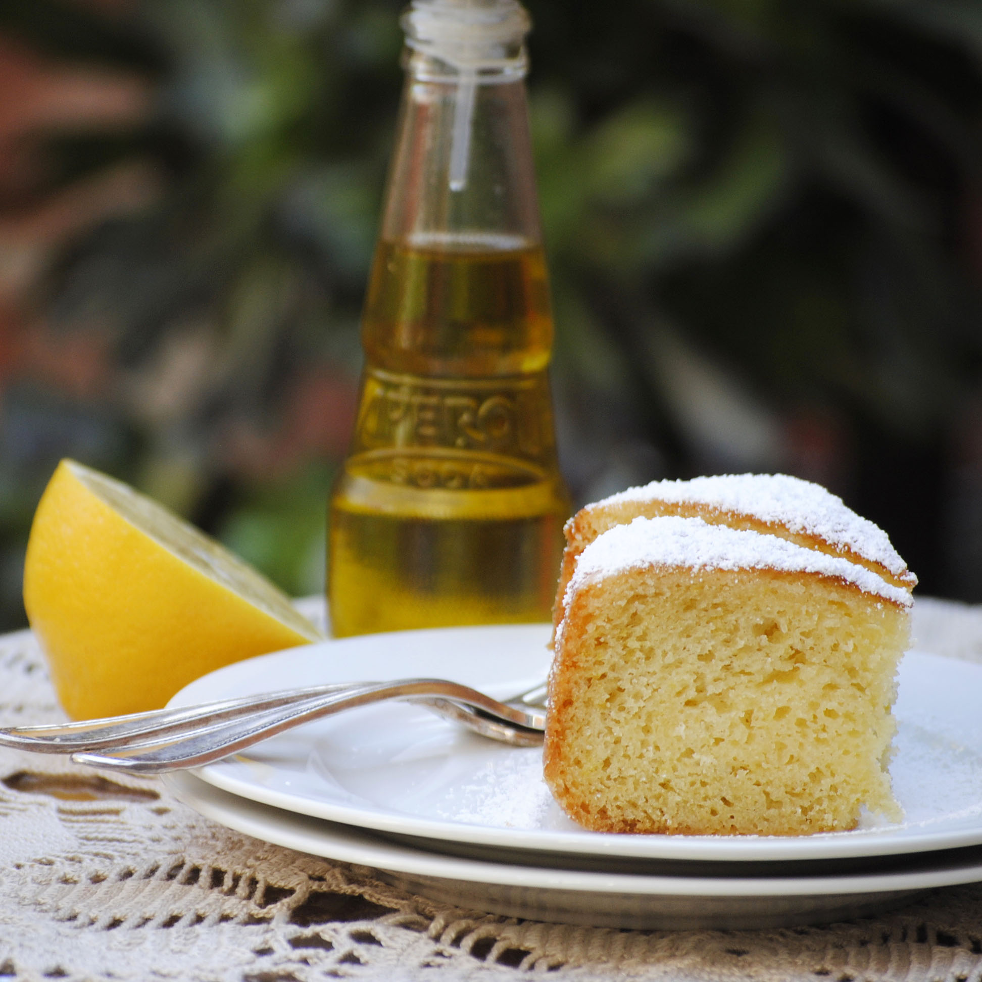 "16 comments on "" Lemon olive oil cake """
