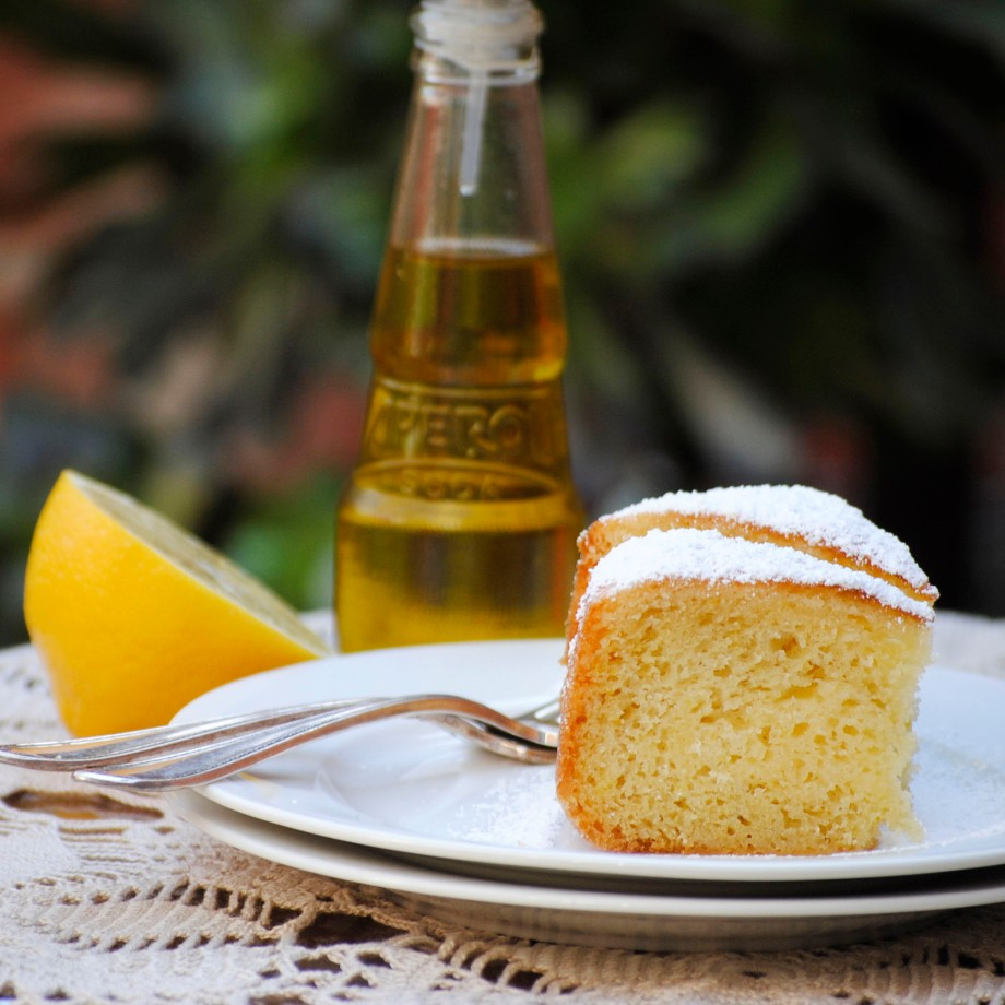 1-lemon olive oil cake