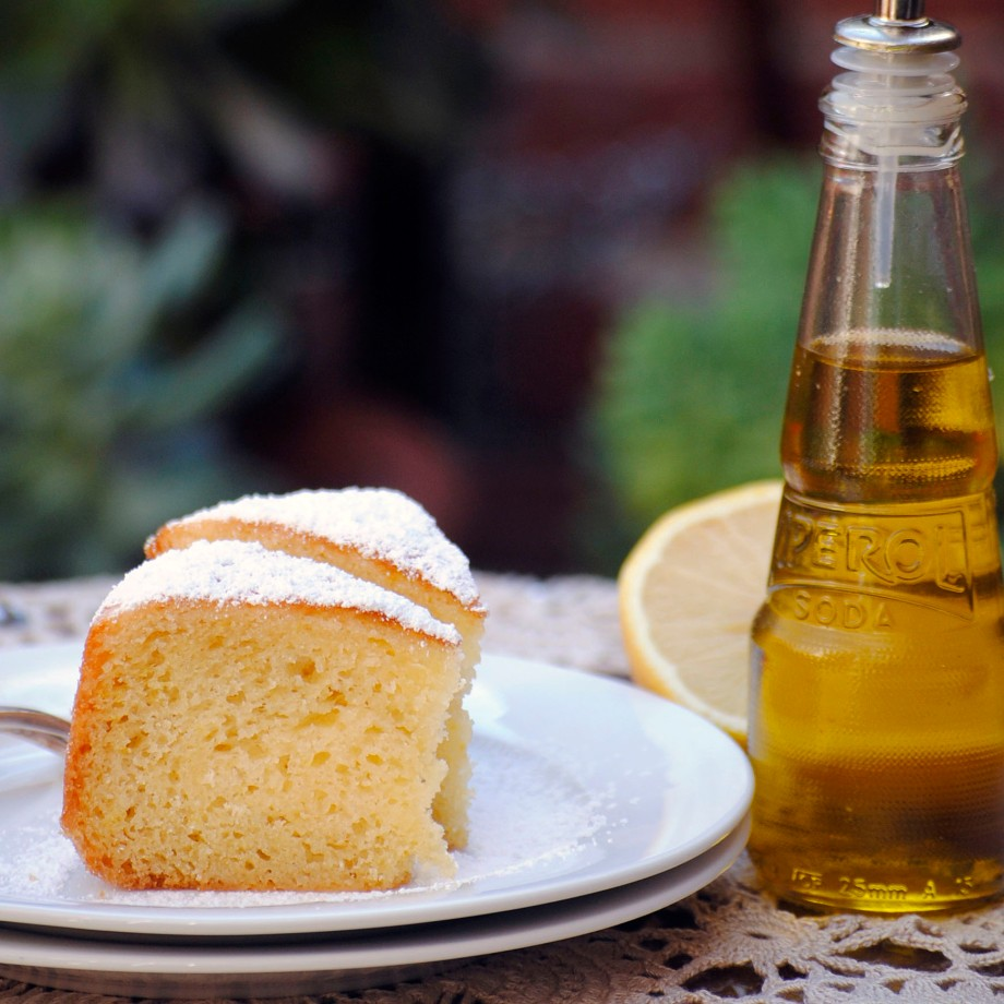 2-lemon olive oil cake