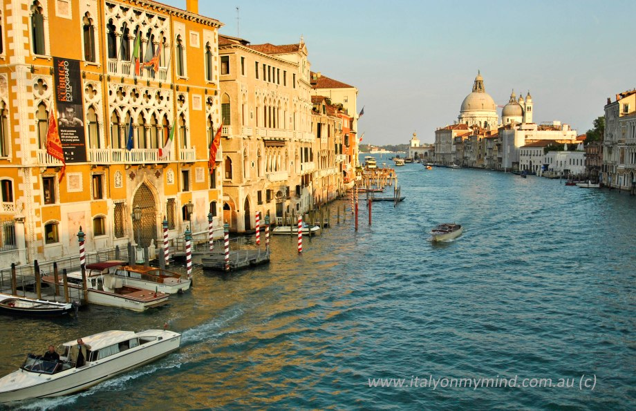 venezia grand canal