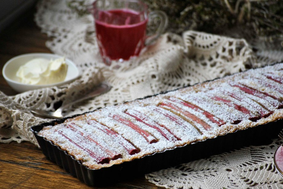 rhubarb tart-italy on my mind blog2