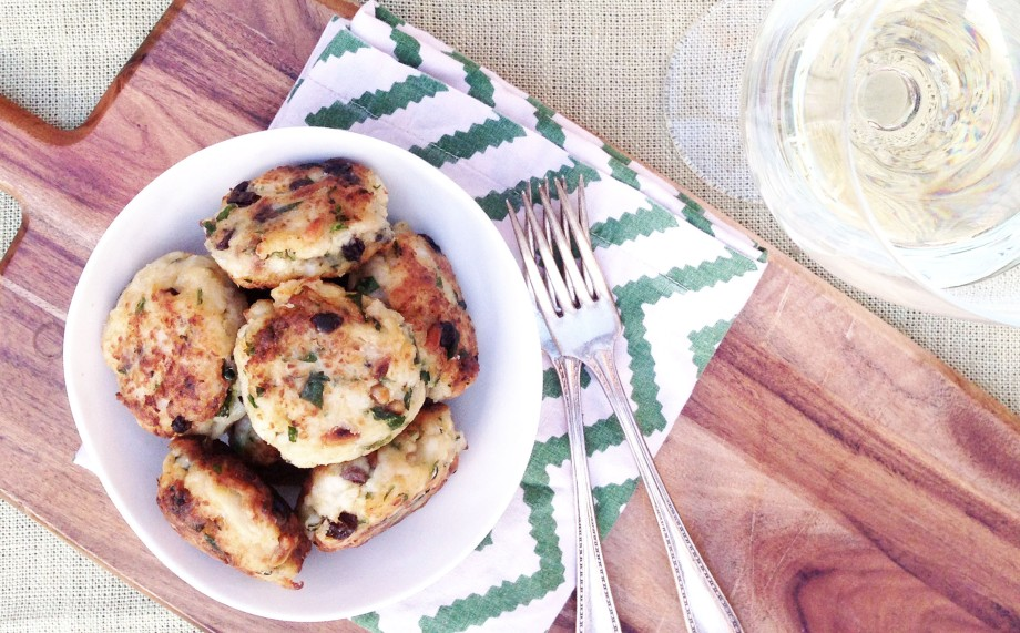 cauliflower fritters-italy on my mind