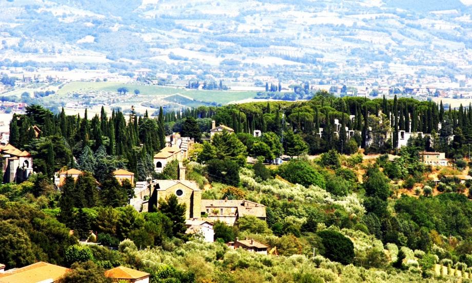 Perugia hills