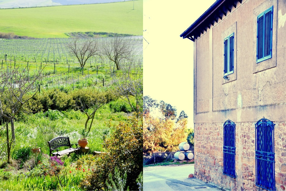 Case vecchie Sicily